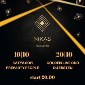 Nikas Weekend 19 - 20.10.2018