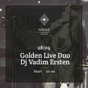 Nikas Weekend - 28.09.2018