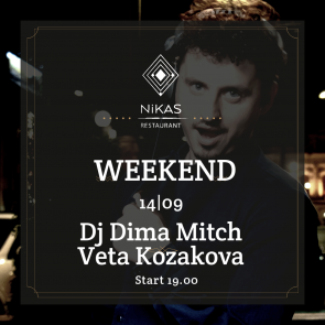 Nikas Weekend - 14.09.2018